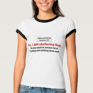 T-shirt Abri de Homeschool