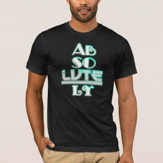 T-shirt Absolument