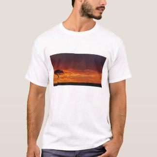 T-shirt Acacia d'épine de parapluie, tortilis d'acacia, 2