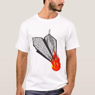 T-shirt Accident et brûlure
