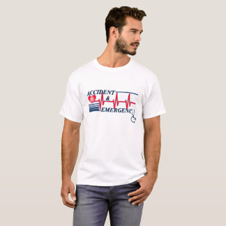 T-shirt Accident et urgence