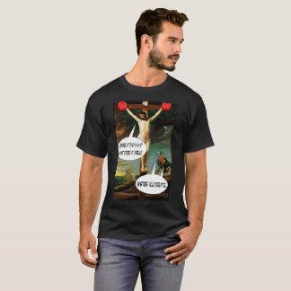 T-shirt Acclamation de Jésus (foncée)