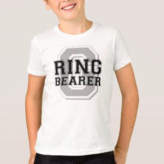 T-shirt Acclamation de marié de porteur d'alliances