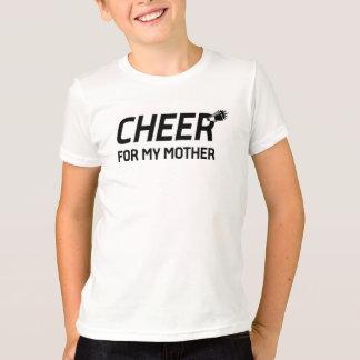T-shirt Acclamation pour ma mère