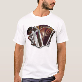 T-shirt Accordéon