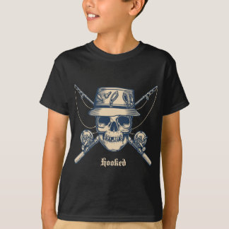 T-shirt Accroché