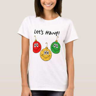 T-shirt Accrochons
