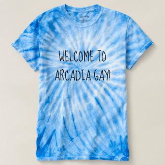 T-shirt Accueil à l'Arcadie gai !