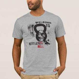 T-shirt Accueil à l'enfer de Kettlebell