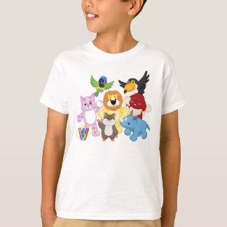 T-shirt Accueil à Webkinz !
