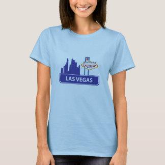 T-shirt Accueil vers Las Vegas