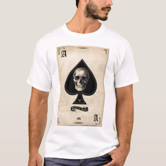 T-shirt Ace of spades