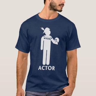 T-shirt Acteur