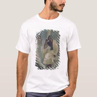 T-shirt Acteur et masque, de la Chambre du poète tragique,