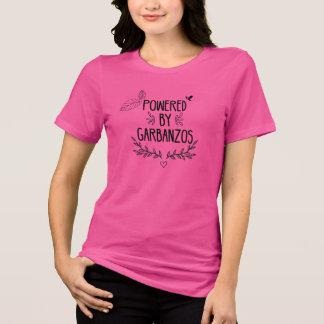 T-shirt Actionné par des pois chiche