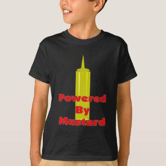 T-shirt Actionné par la moutarde
