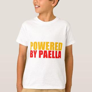T-shirt Actionné par la Paella