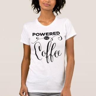 T-shirt Actionné par le café