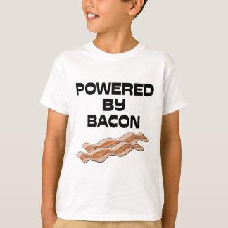 T-shirt Actionné par le lard