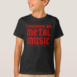 T-shirt Actionné par le métal de la mort de fans de