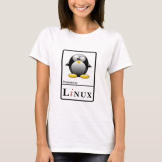 T-shirt Actionné par Linux