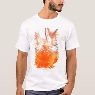 T-shirt Activité cérébrale, illustration conceptuelle