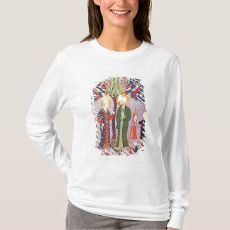 T-shirt Adam et Ève et leurs treize jumeaux