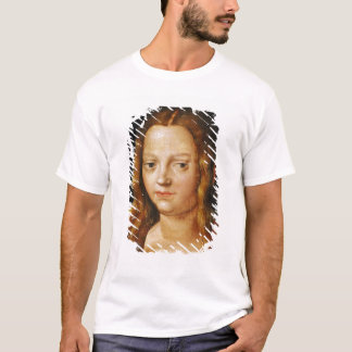 T-shirt Adam et Ève, petit groupe de la tête d'Ève