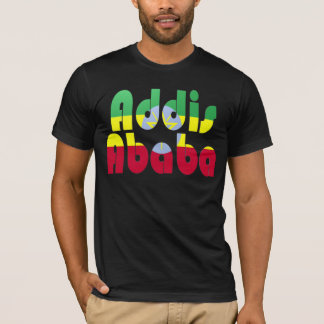T-shirt Addis Ababa, Ethiopie