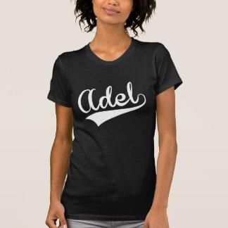T-shirt Adel, rétro,
