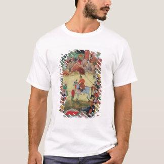 T-shirt Adham Khan rendant hommage à Akbar chez Sarangpur,
