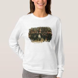 T-shirt Adieu de offre du napoléon I à l'impérial