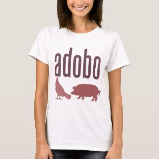 T-shirt Adobo : Poulet et porc
