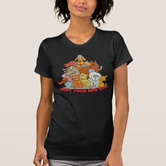T-shirt Adoptez votre nouveau BFF ! Aucuns moulins de