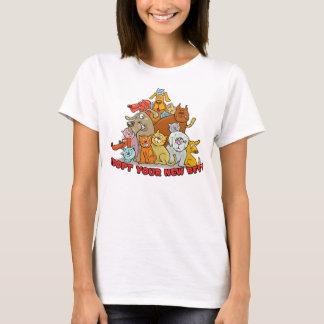 T-shirt Adoptez votre nouveau BFF ! Chemise pour des