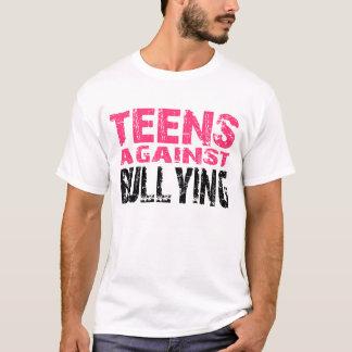 T-shirt Ados contre l'intimidation
