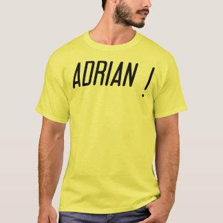 T-SHIRT ADRIAN !