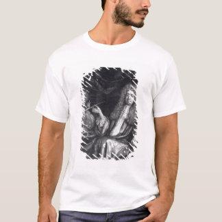 T-shirt Adrian Beverland, gravé par Isaac Beckett