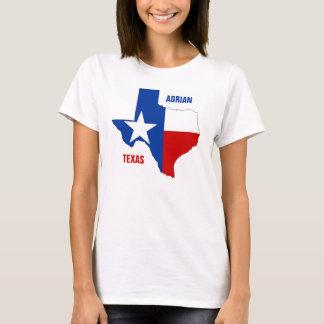 T-shirt Adrian le Texas