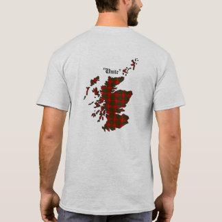 T-shirt Adulte de clan de Cameron