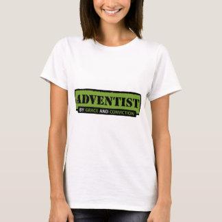 T-shirt Adventiste par grâce et conviction