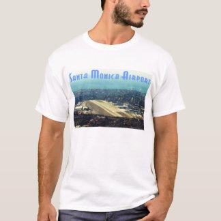 T-shirt Aéroport de Santa Monica