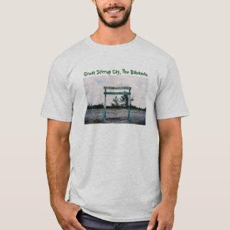 T-shirt Aéroport international de grand banc de sable