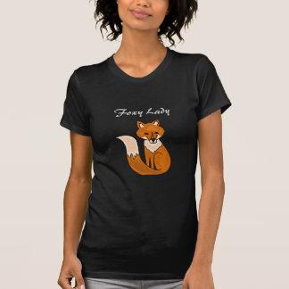T-shirt AF Madame rusée Dark Shirt