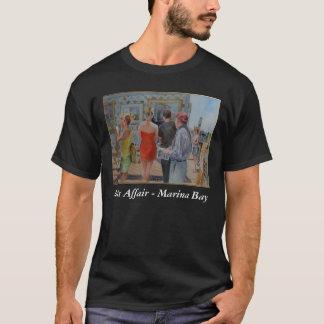 T-shirt Affaire d'arts - baie de marina - 2008 T