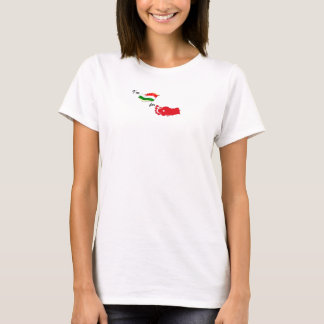 T-shirt affamé pour la dinde - customisée