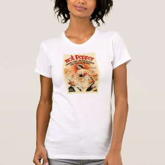 """T-shirt Affiche 1933 de film de """"piment"""" de Lupe Velez"""