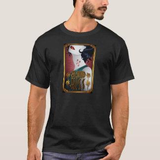 T-shirt Affiche de fonctionnaire de baiser de sang