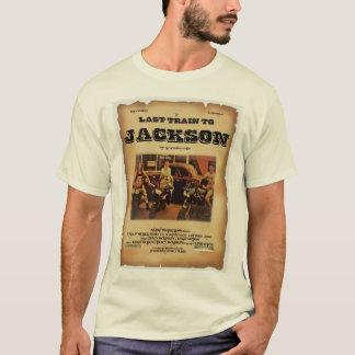 T-shirt affiche de Jackson de bwom