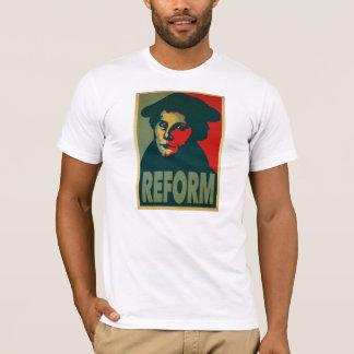 """T-shirt Affiche de """"réforme"""" de Martin Luther"""